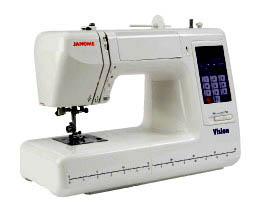 vision sewing machines for schools